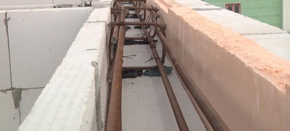 технологии каркасно-каменного строительства