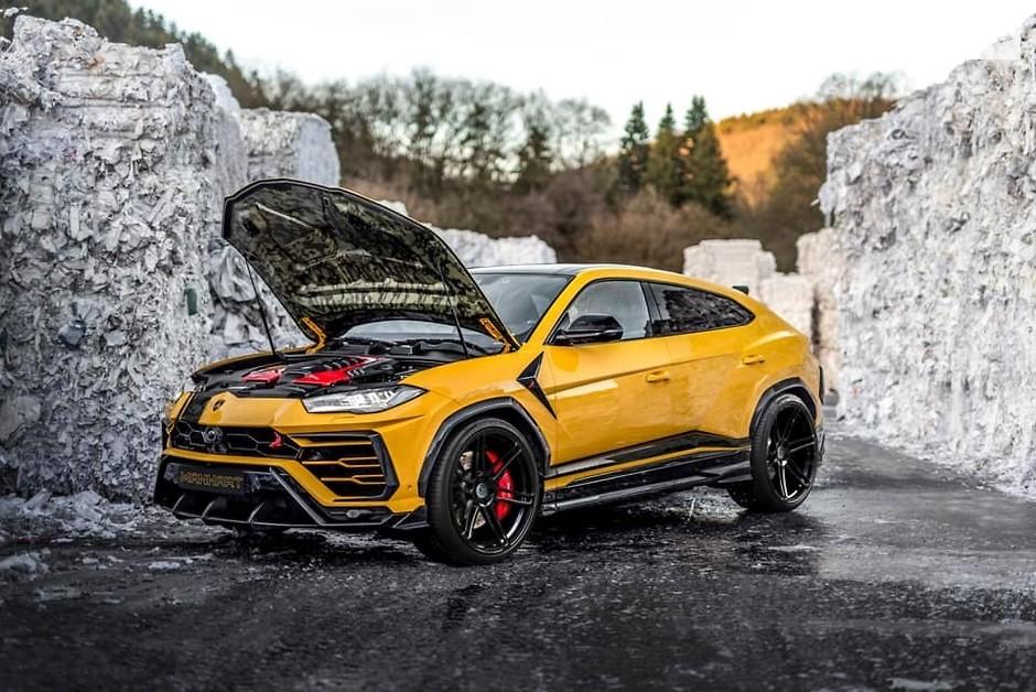 Lamborghini Urus Manhart