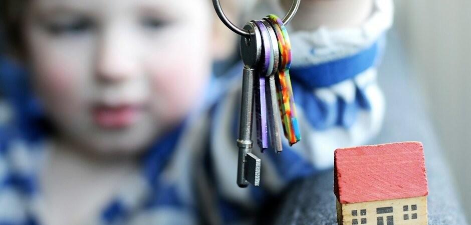 как продать квартиру с ребенком