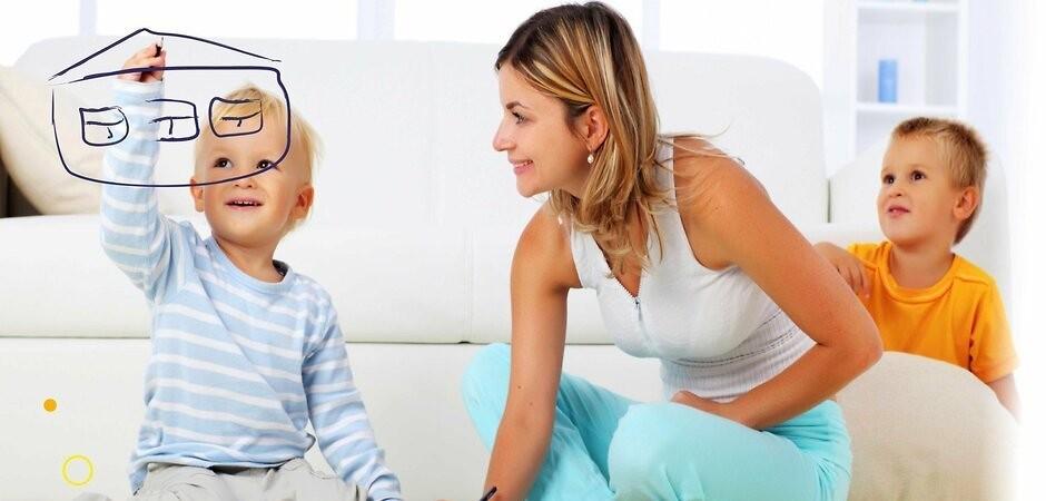как купить квартиру на ребенка