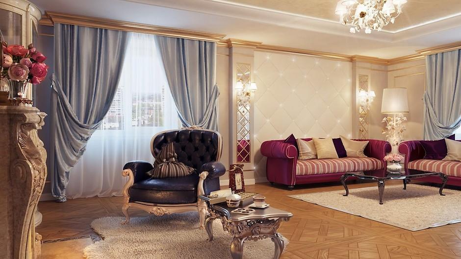 дизайн квартир итальянском стиле фото