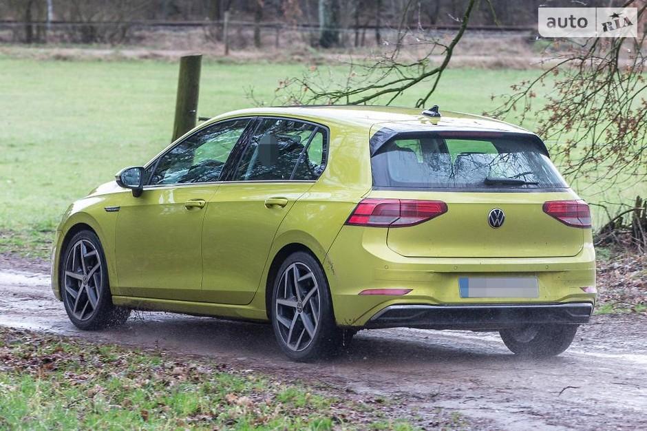 Volkswagen Golf нового поколения