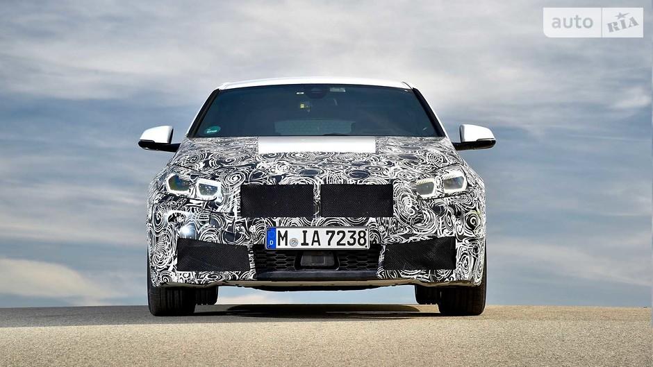 новый BMW 1-Series