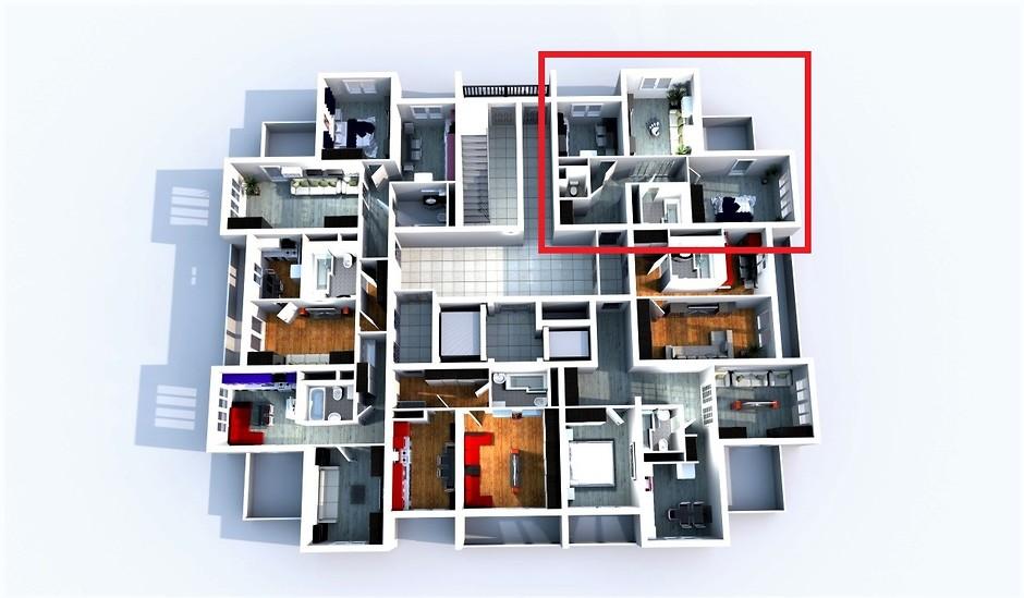 Угловая квартира что это