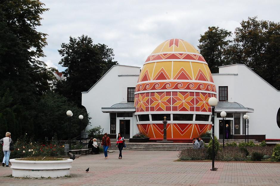 Музей писанки Ивано-франковск