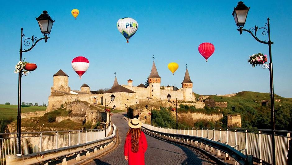 Фестиваль воздушніх шаров