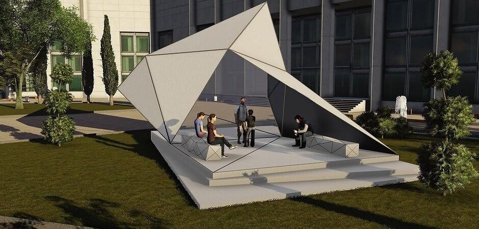 малые архитектурные формы - что это