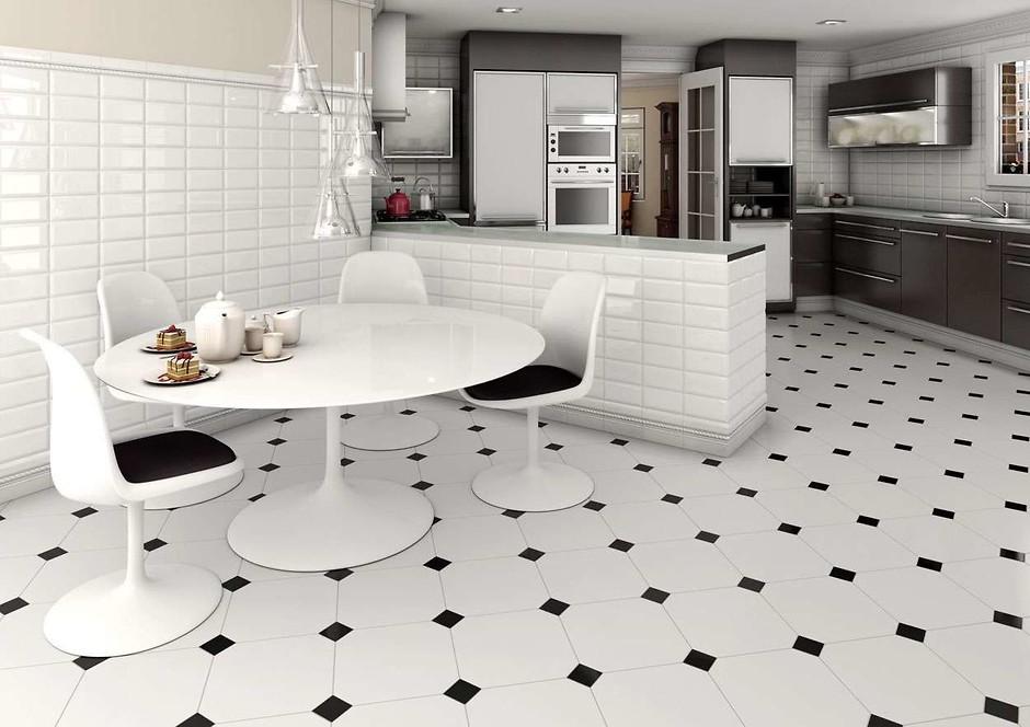 Какой пол выбрать в кухню