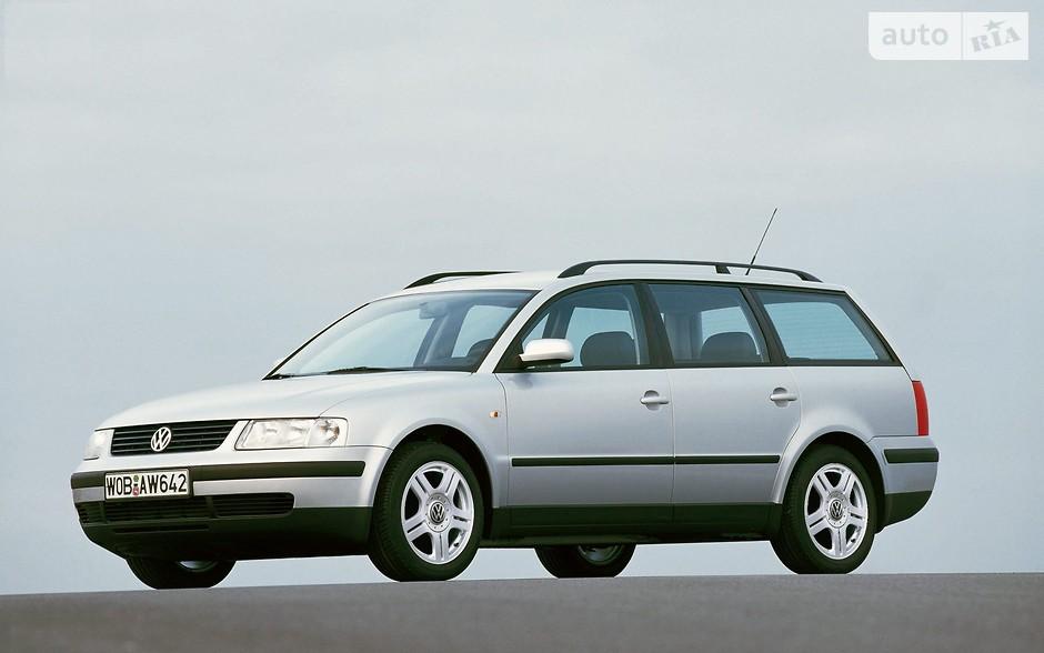 Volkswagen Passat B5 Variant
