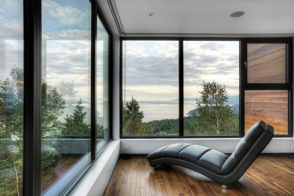 Как установить панорамные окна