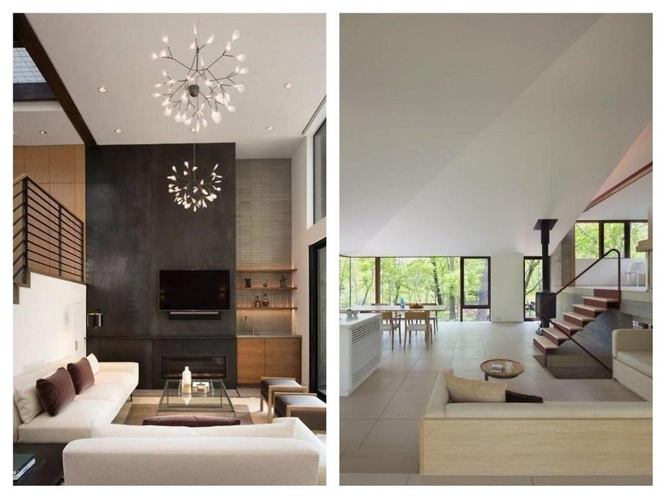 Квартира в стиле конструктивизм