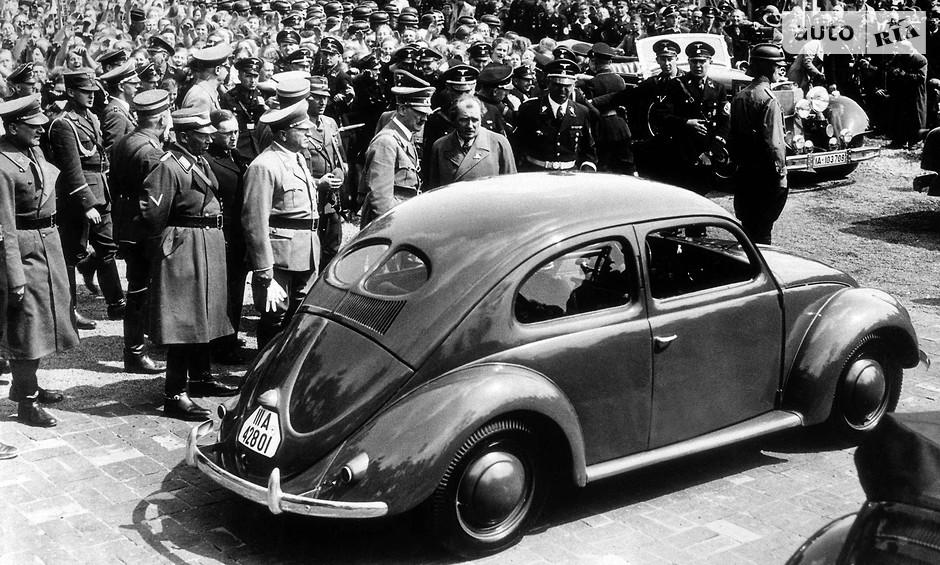 Volkswagen Гитлер