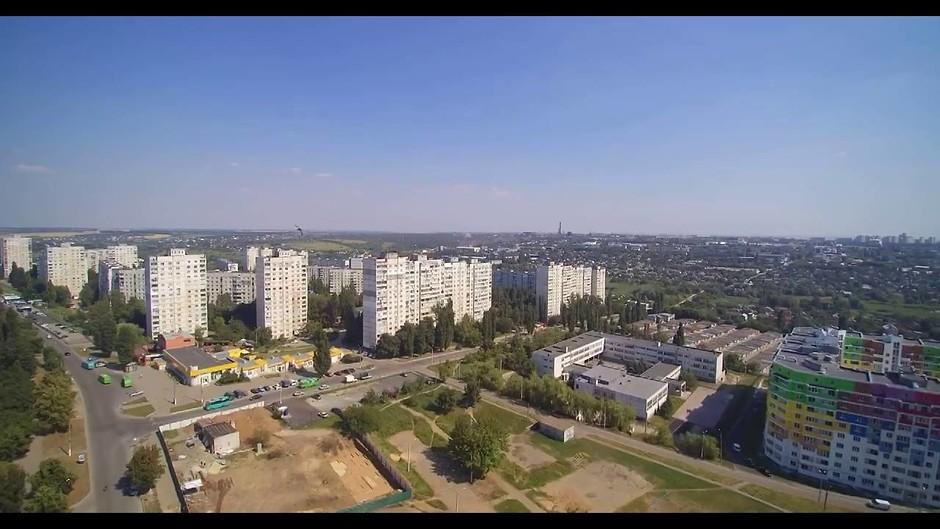 Салтовка в Харькове