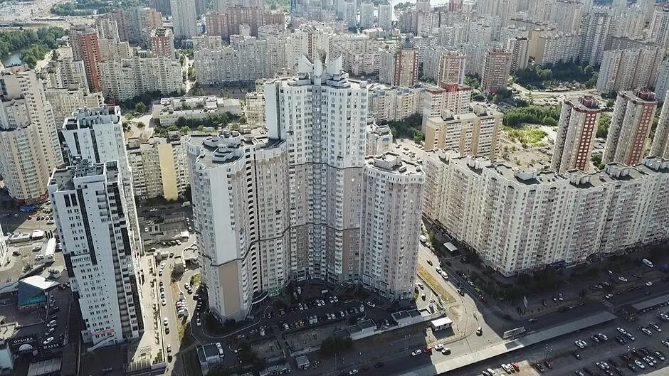 Позняки в Киеве