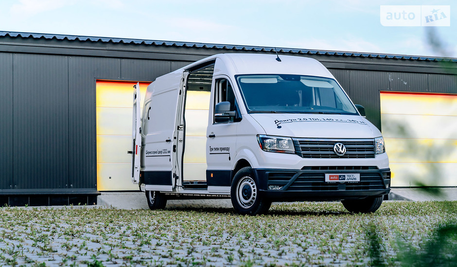 vw crafter auto ria