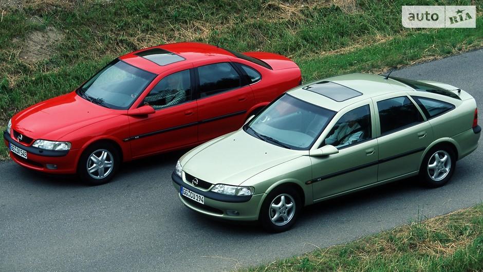 Opel Vectra B купить