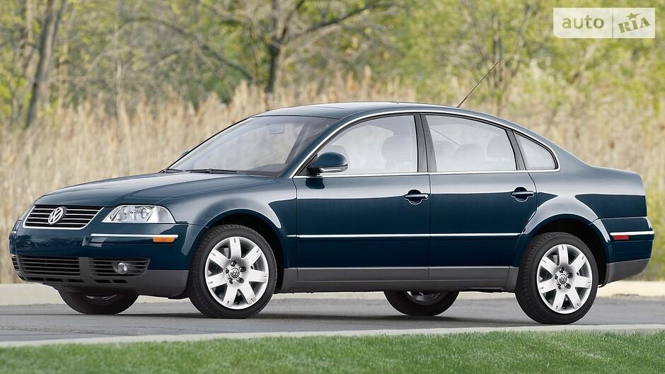 Volkswagen Passat купить б/у