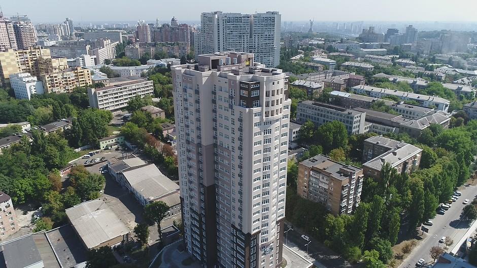 Цена квартир в Киеве