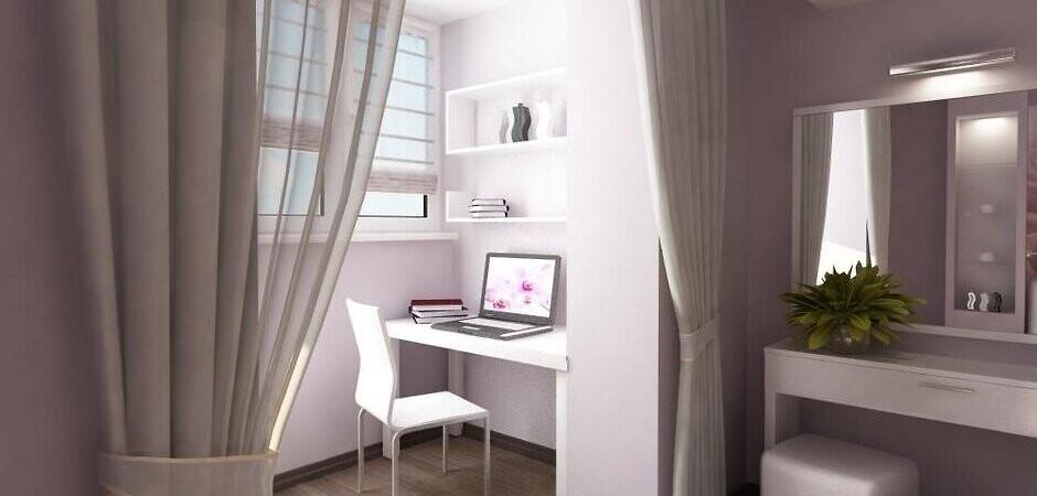 приєднання балкону до квартири