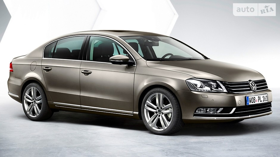 Volkswagen Passat B7