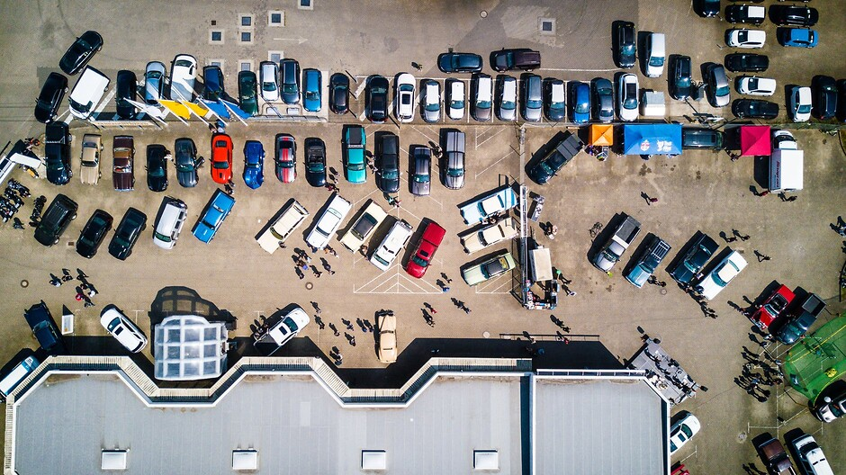Паркинг в новостройке
