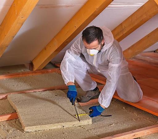 Как утеплить пол и потолок