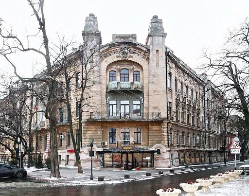 Квартира в памятнике архитектуры