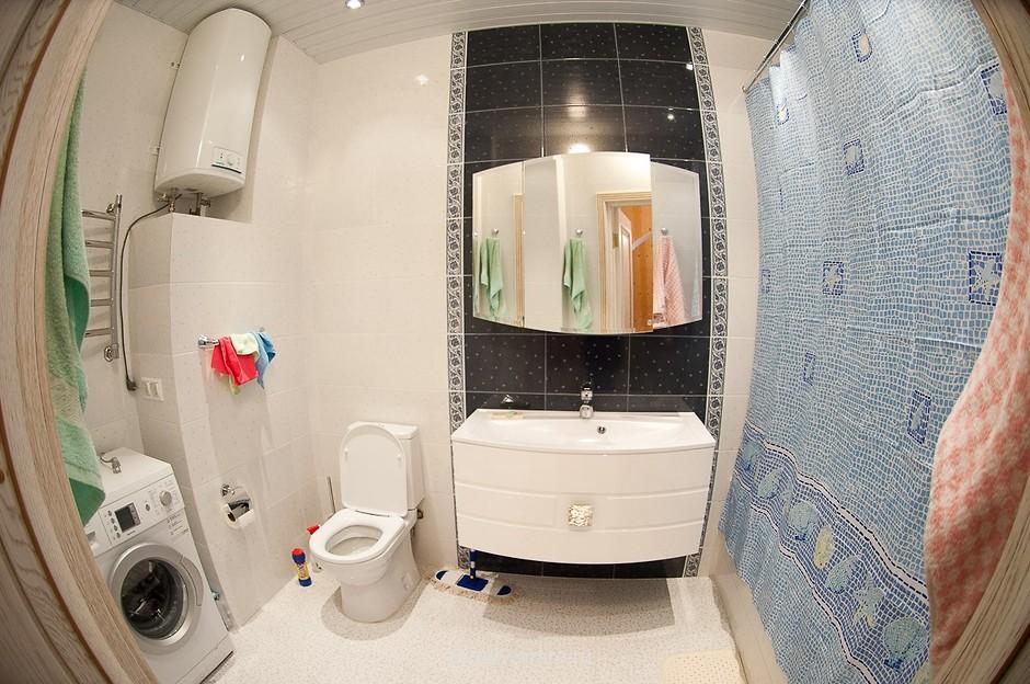 Оформить ванную комнату фото