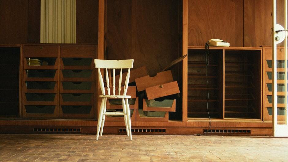 Состаренная мебель фото