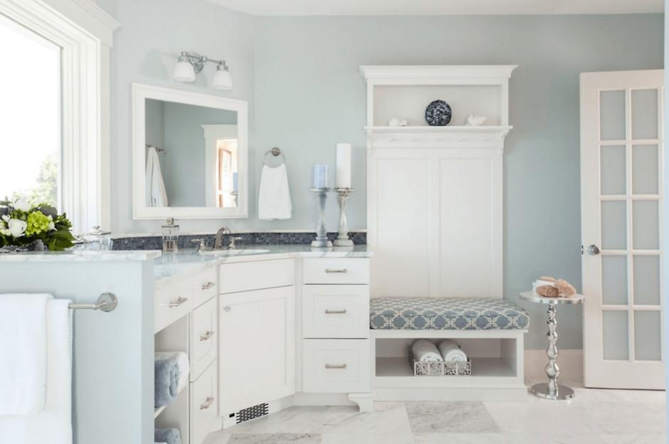 Какой цвет выбрать для ванной комнаты фото
