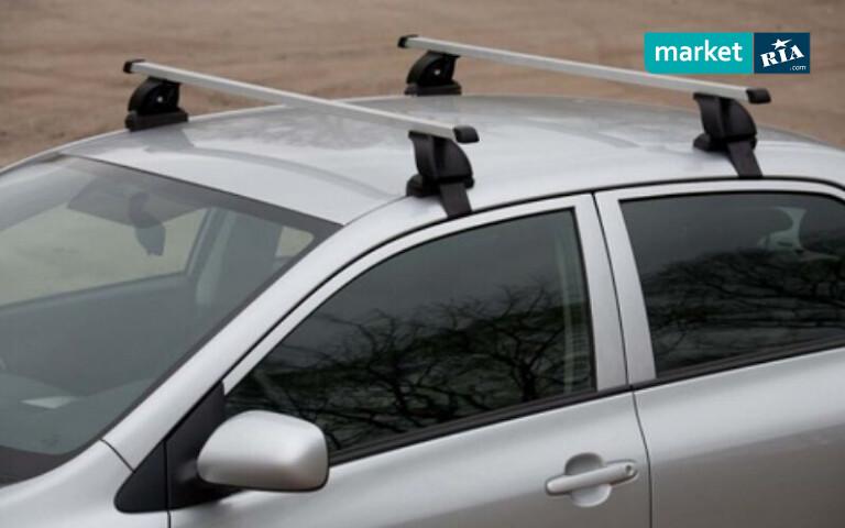 Поперечины на крышу автомобиля