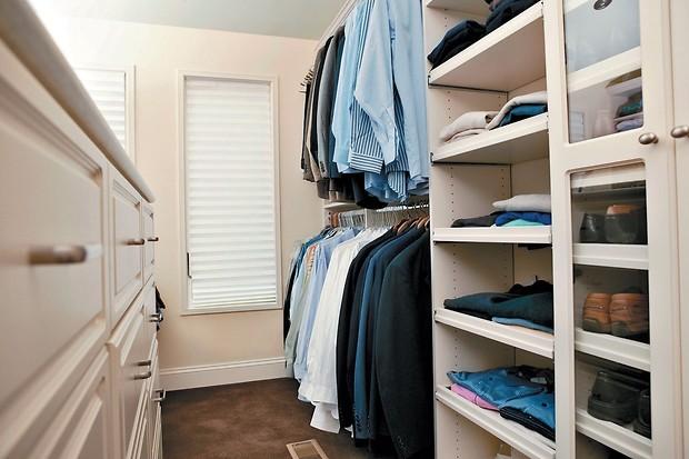 Система хранения в квартире