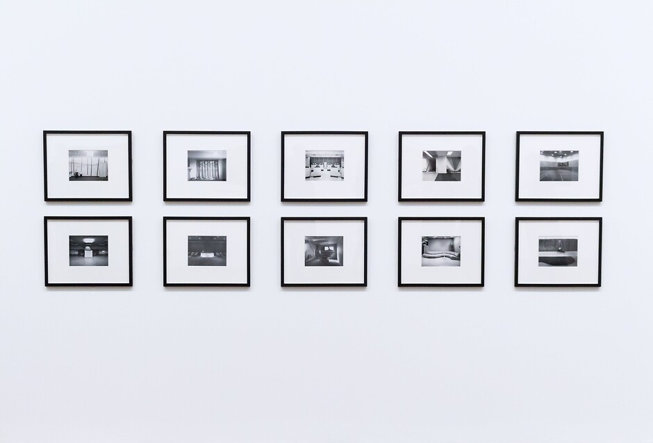белые стены в доме фото