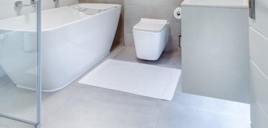 підлога в ванній