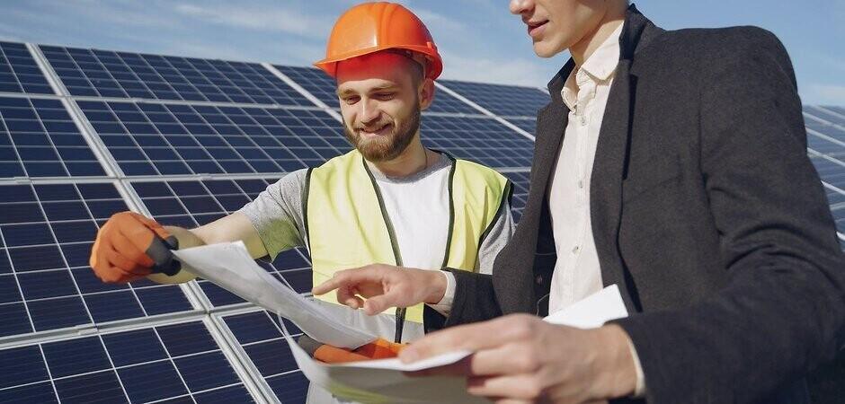 как установить домашнюю солнечную электростанцию