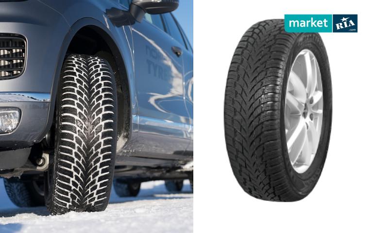 Зимняя шина для внедорожников Nokian WR SUV 4