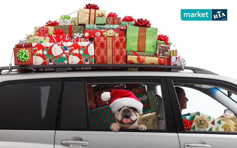 Подарки автолюбителю на Новый год