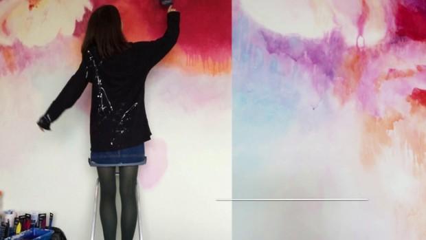 Як пофарбувати стіну