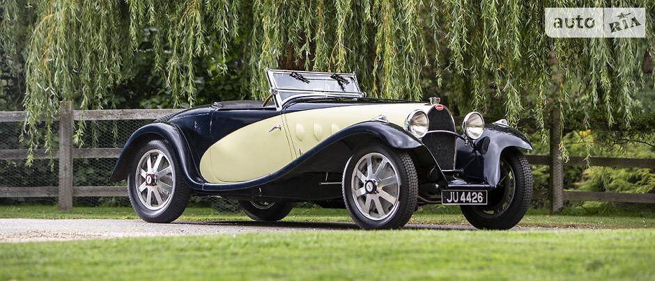 Bugatti Type 55 Super Sport Figoni 1931