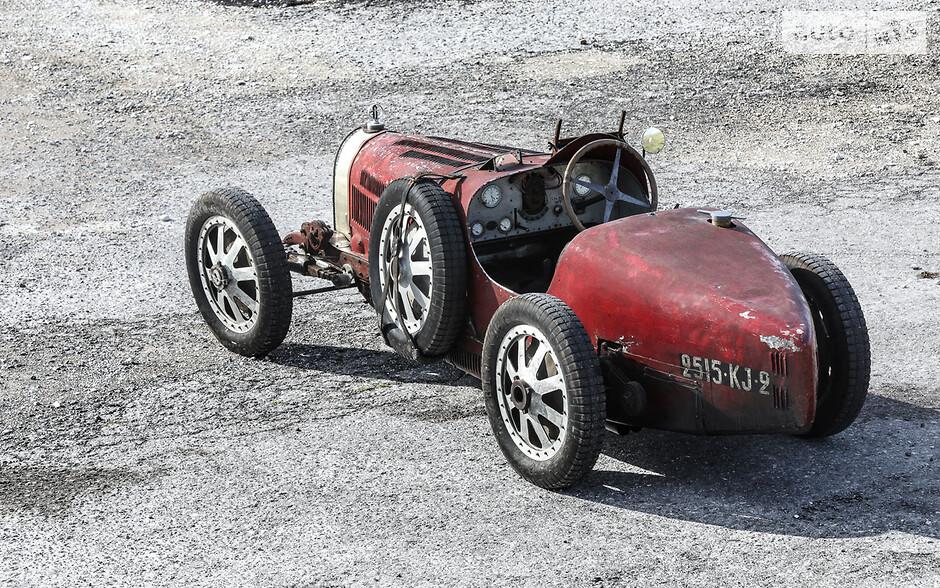 Bugatti Type 35C Grand Prix