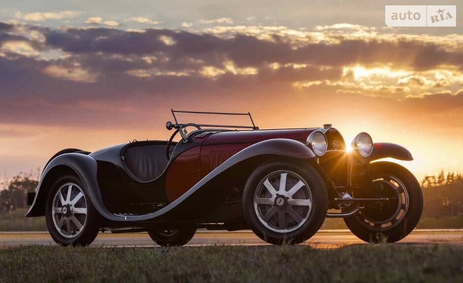 Bugatti Type 55 Super Sport Roadster 1932