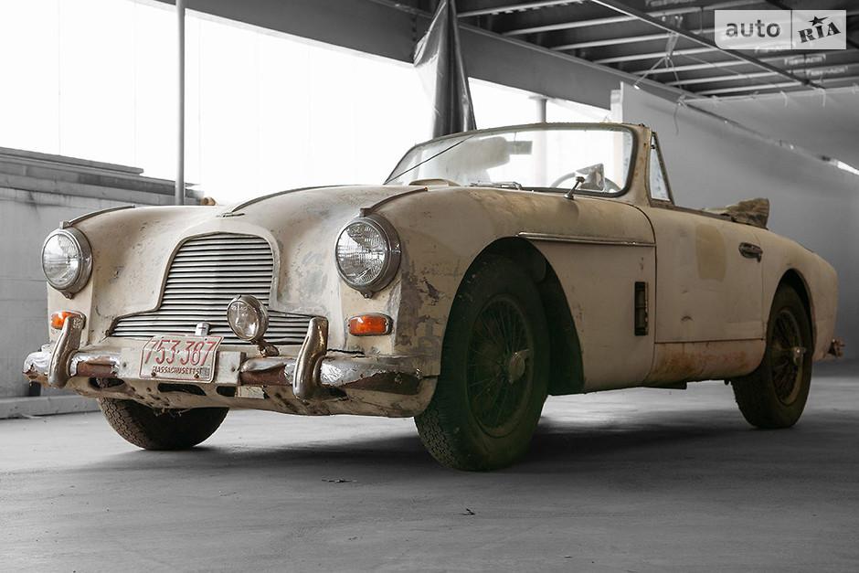 1 954 Aston Martin DB2/4 Mk II Coupe