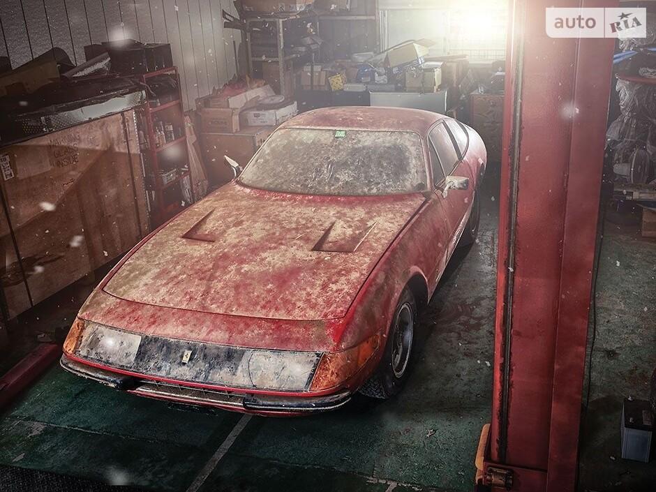 Ferrari 365 Daytona 1 969