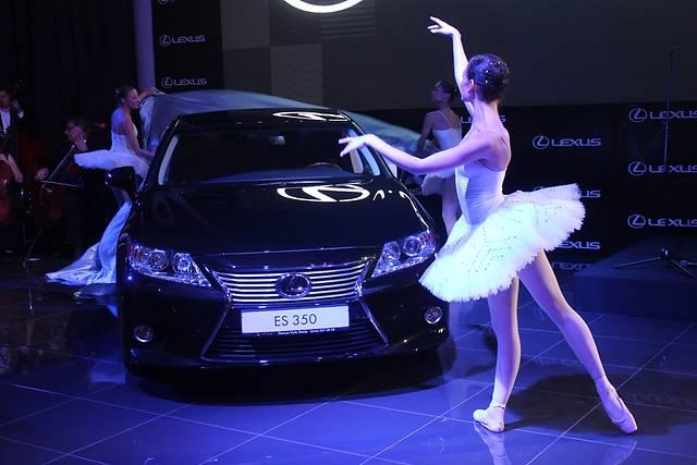 Lexus ES 2012 не ожидали, а мы уже есть!