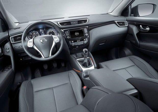 Nissan Qashqai 2014 тест-драйв