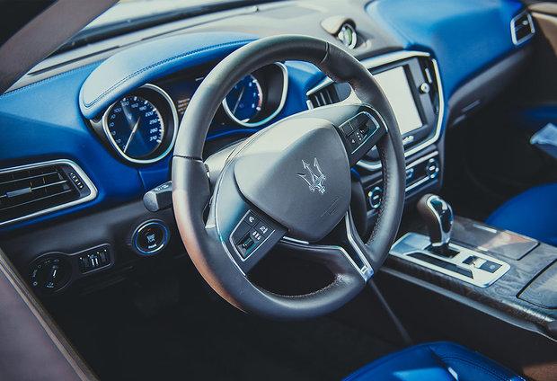 Maserati Ghibli Мазерати Гибли