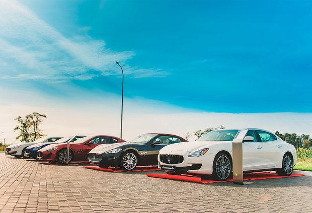 Maserati, Мазерати