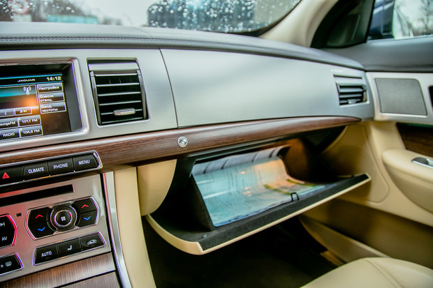 Jaguar тест-драйв 2015