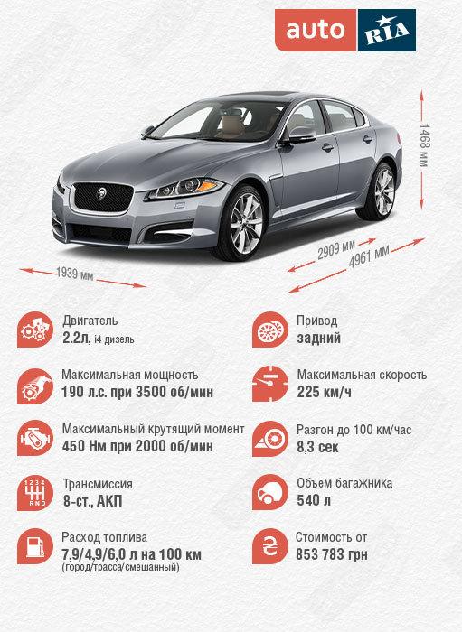 Ягуар инфографика