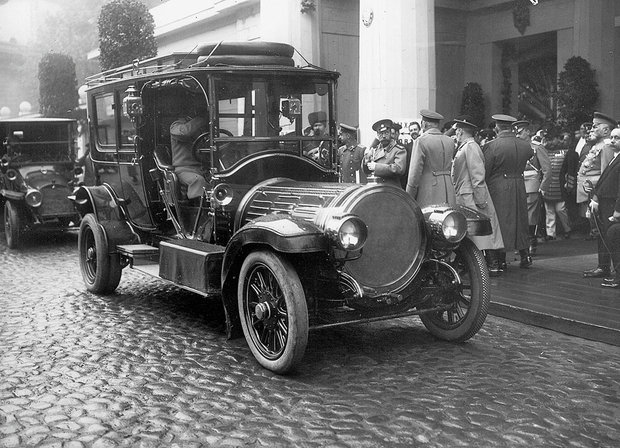 царские автомобиль